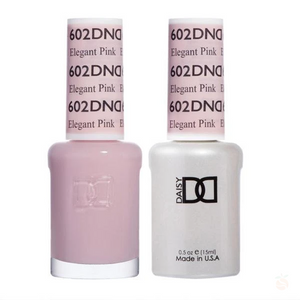 DND - Gel & Lacquer - Elegant Pink - #602-Orange Nail Supply