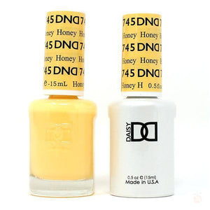 DND - Gel & Lacquer - Honey - #745-Orange Nail Supply