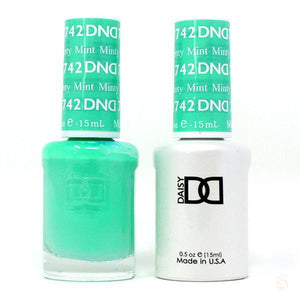DND - Gel & Lacquer - Minty Mint - #742-Orange Nail Supply