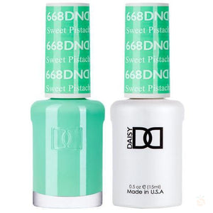 DND - Gel & Lacquer - Sweet Pistachio - #668-Orange Nail Supply