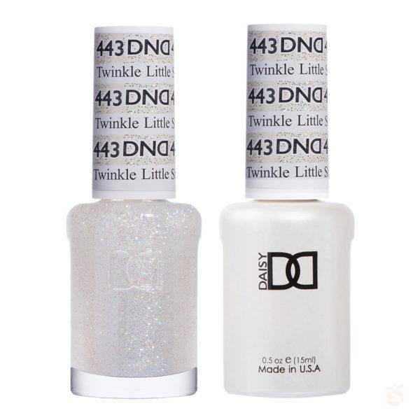 DND - Gel & Lacquer - Twinkle Little Star - #443-Orange Nail Supply