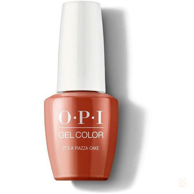OPI GelColor - It's A Piazza Cake-Orange Nail Supply