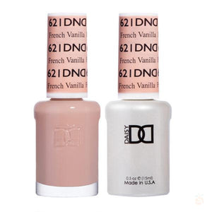 DND - Gel & Lacquer - French Vanilla - #621-Orange Nail Supply