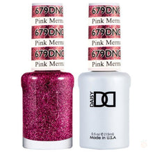 Load image into Gallery viewer, DND - Gel & Lacquer - Pink Mermaid - #679-Orange Nail Supply