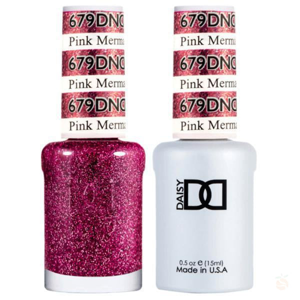 DND - Gel & Lacquer - Pink Mermaid - #679-Orange Nail Supply