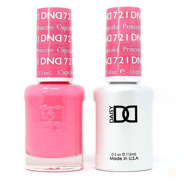 DND - Gel & Lacquer - Princess Cupcake - #721-Orange Nail Supply
