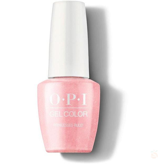 OPI GelColor - Princesses Rule!-Orange Nail Supply