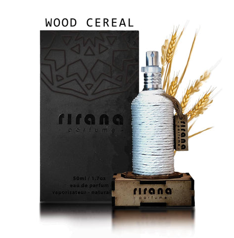Wood Cereal 50mL