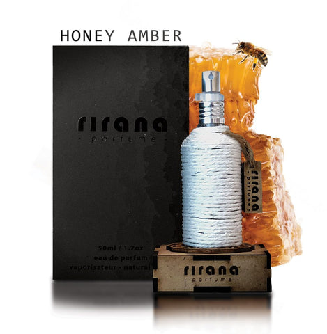 Honey Amber 50mL