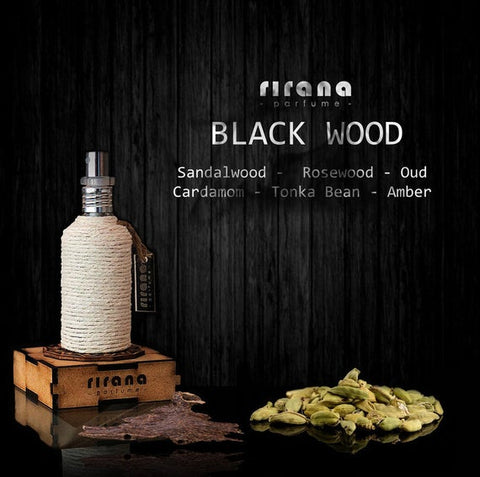 Black Wood 5mL