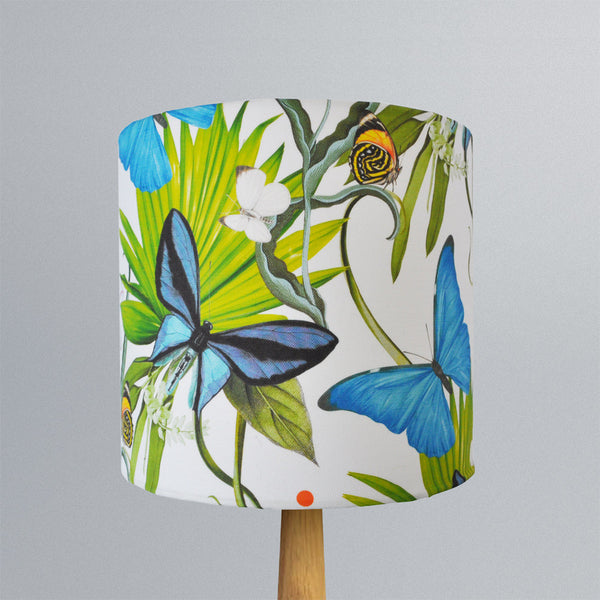 Grand Morpho Drum Lampshade 20cm
