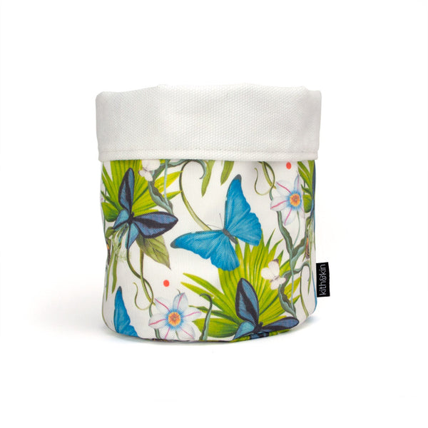 Grand Morpho Fabric Basket