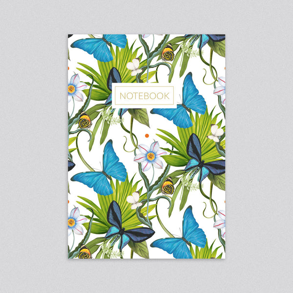 Grand Morpho Notebook