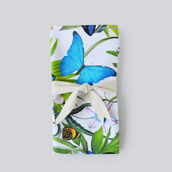 Grand Morpho Tea Towel