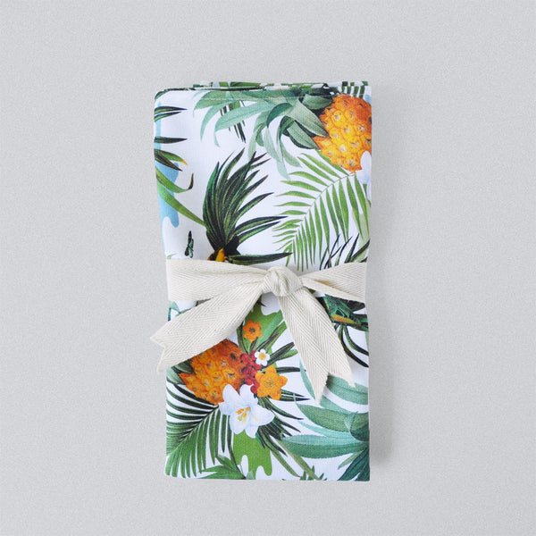 Pineapple Punch Tea Towel