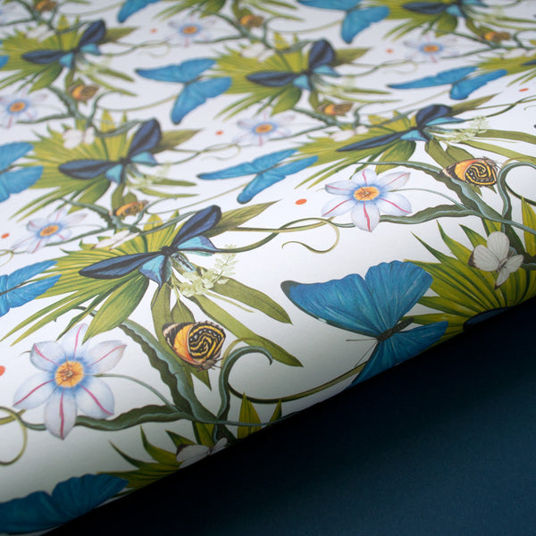 Grand Morpho Wrapping Paper
