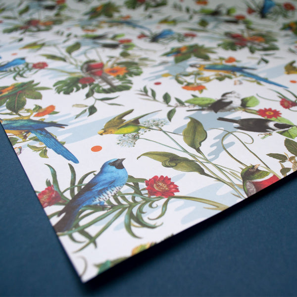 Jungle Fever Wrapping Paper