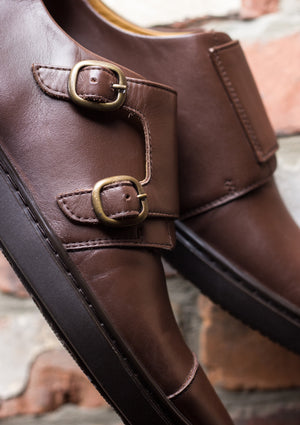 Introducing A Monk Strap That Is Actually A Sneaker