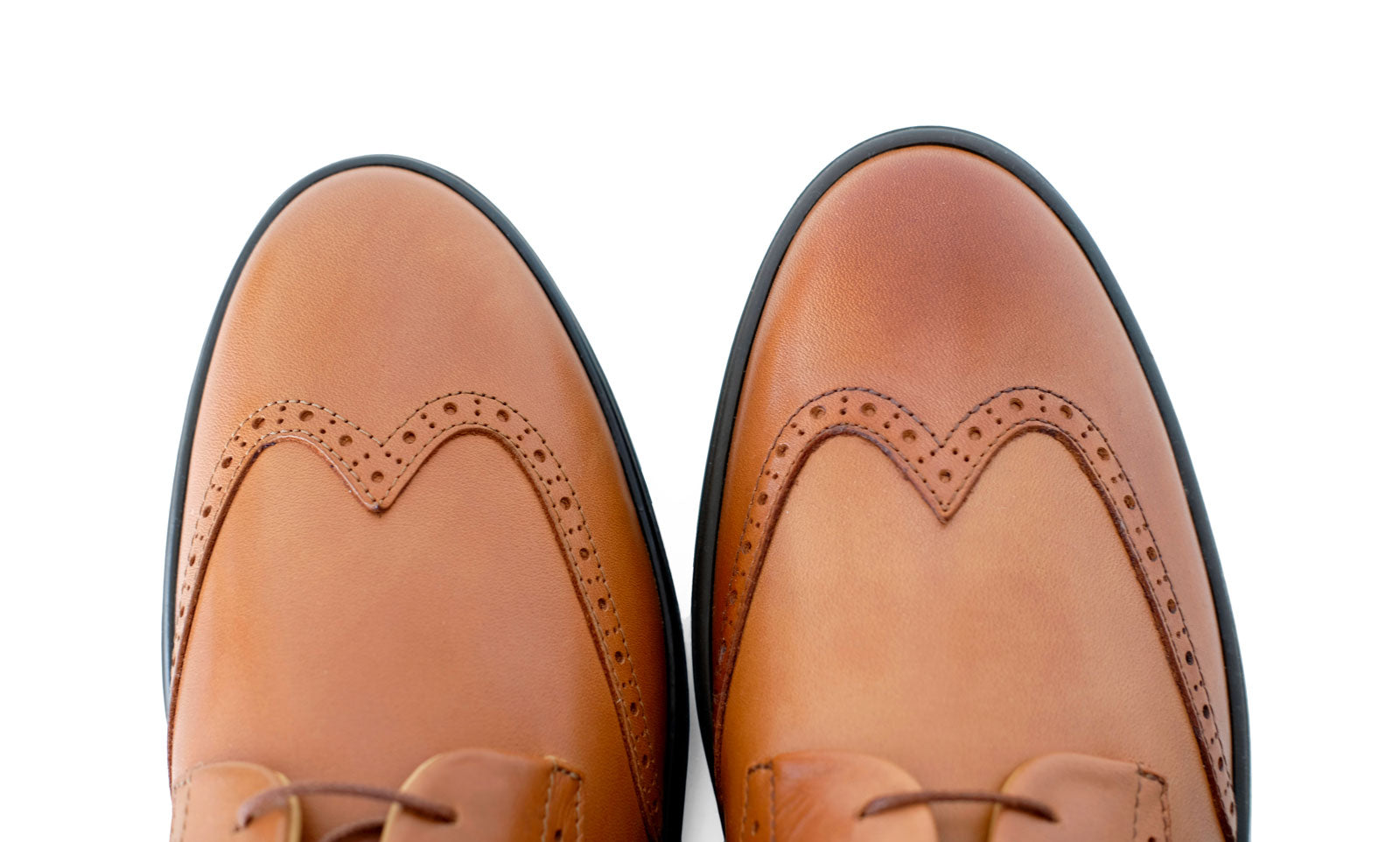 How To Give Your Shoes An Antique Burnish