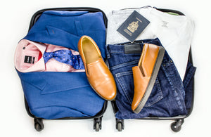 How To Pack Lightly For Business & Pleasure
