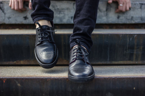 The Windsor Sneaker | All Black