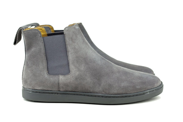 noblesole - The Suede Chelsea | Ash