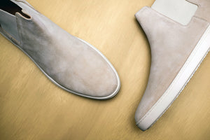 noblesole - The Suede Chelsea | Sand