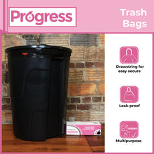 Load image into Gallery viewer, Progress Trash Bags – 33 Gallon