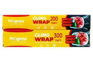 Progress Cling Wrap