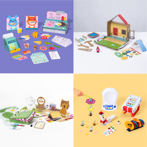 Create & Build Bundle (6 boxes)