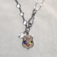 Knights of Pythias Necklace