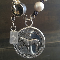 SEABISCUIT NECKLACE