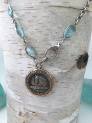 Vintage Jockey Club Necklace