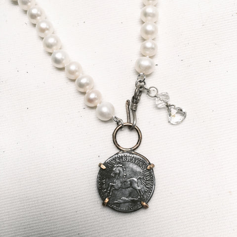 1921 PFENNIG NECKLACE