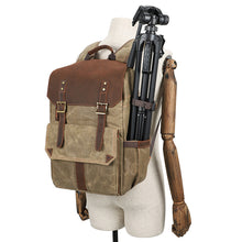 Load image into Gallery viewer, Camera and Lens Backpack for Men or Women