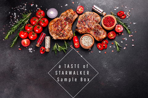 A Taste of StarWalker Farms ~ Sampler Box
