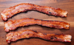 Organic Bacon ~ 1 Pound