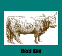 Load image into Gallery viewer, Organic Grass Fed Beef Box