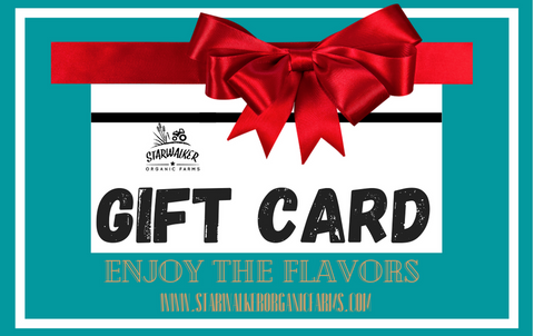 StarWalker Farms Gift Card