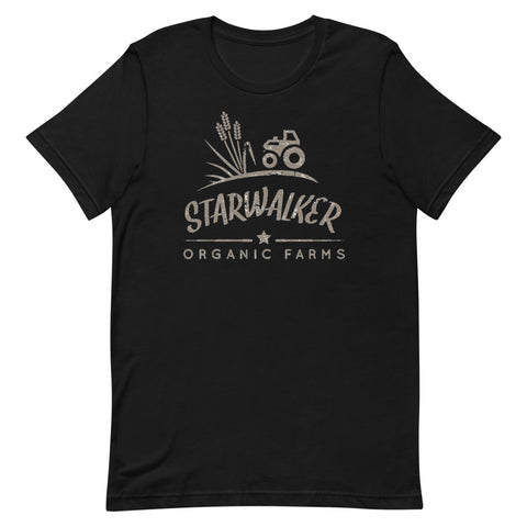 StarWalker Organic Farms Short-Sleeve Unisex T-Shirt