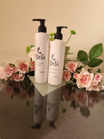 Sulphate free shampoo and conditioner special - Mela Natural Hair and Skin