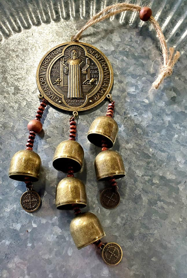 Saint Benedict Bells Blessing