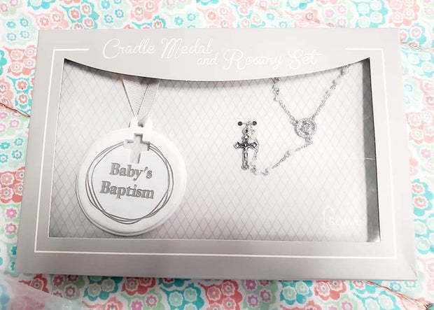Infant Rosary Set
