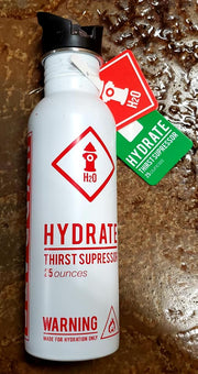 Hydrate Thirst Supressor Bottle