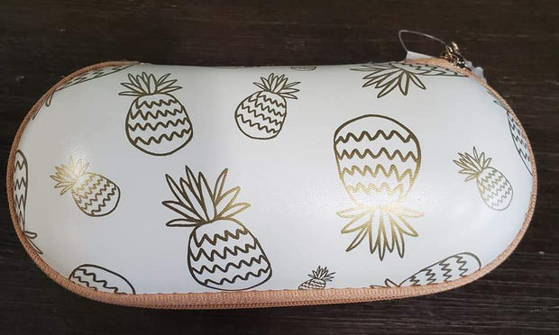 Pinapple Sunglasses Case