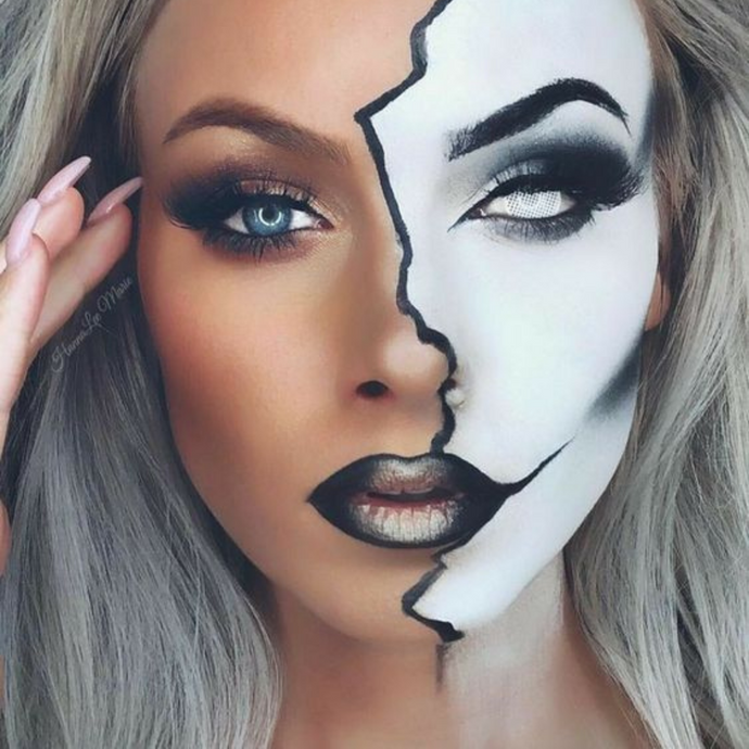 Best Instagram Halloween Make Up Ideas 2020