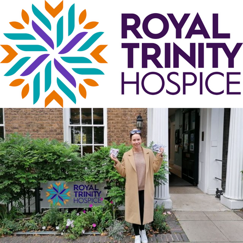 uncu london for royal trinity hospice in London