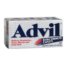 Advil Extra Strength Caplet 400mg X72 Caplets