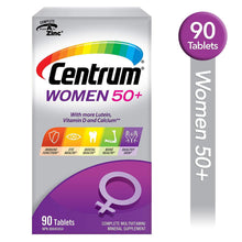 Centrum Vitamin Woman 50+ Tablets X90 Tablets
