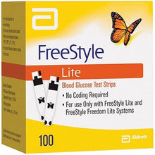 Freestyle Lite  Zipwik Strips Box  x100 Strips